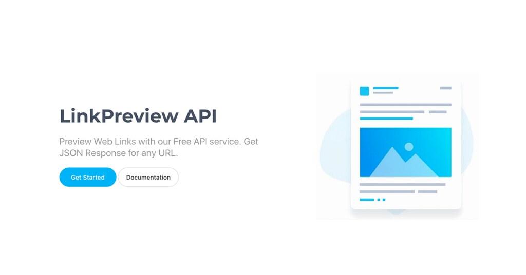 LinkPreview API
