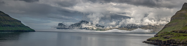Faroe Panoramas (I)
