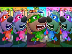 FUNNY FAILS FALLS Fast and Slow - Hero Ben and Gold Ben Funny Fails Gameplay #Short