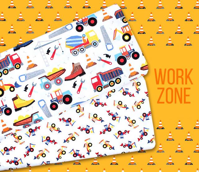 Windham Fabrics Work Zone