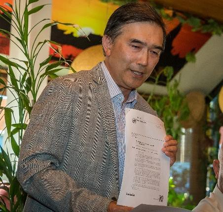 New Zealand-2021-02-03-World Interfaith Harmony Week Observed in New Zealand