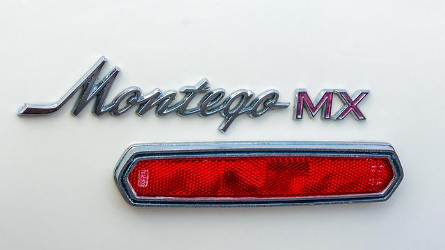 1968 Mercury Montego MX