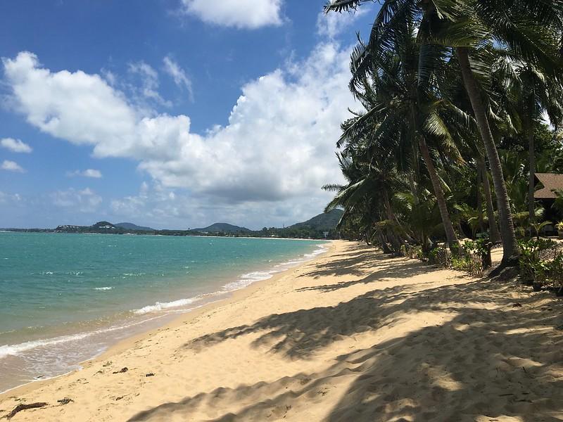 サムイ島ビーチ案内メナムビーチ(Maenam Beach)