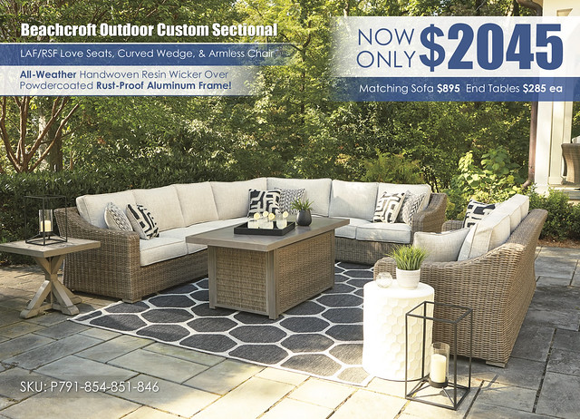 Beachcroft Outdoor Sectional Collection_P791-854-846-851-702-838-773