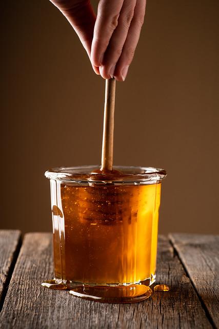 Taste of amber