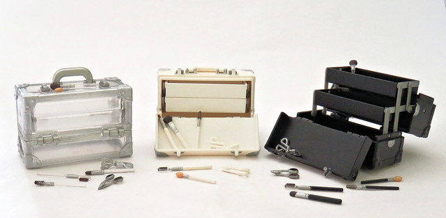 My Style Collection Petit Makeup Box