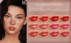 Synergy - Lelutka Lipstick Applier for EVO heads - Barcelona♥