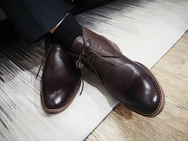 音樂祭皮鞋