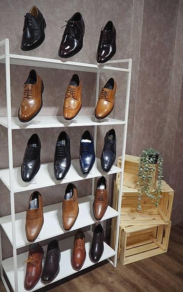 台南皮鞋鞋店