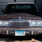 1982 Chrysler LeBaron Mark Cross Convertible