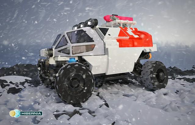 Lost in Hibernia / Tundra Chariot