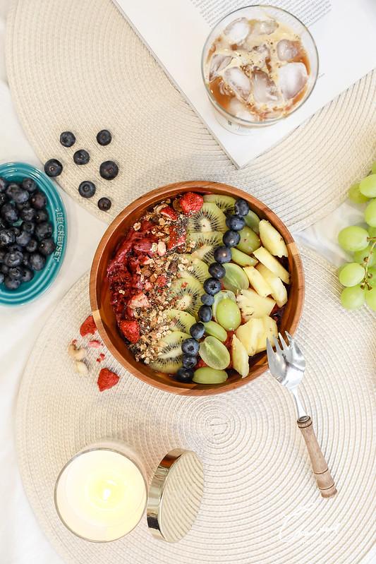 17-旅攝日嚐-巴西莓果碗-Vitamix超跑級調理機-A3500i-大侑-果汁機-攪拌機-綠拿鐵-瘦身-減肥-水果-媽咪-健身-健康-陳月卿-名人推薦-隋棠-名模-歐美
