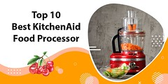 [TOP 10] Best KitchenAid Food Processor Reviews in 2021