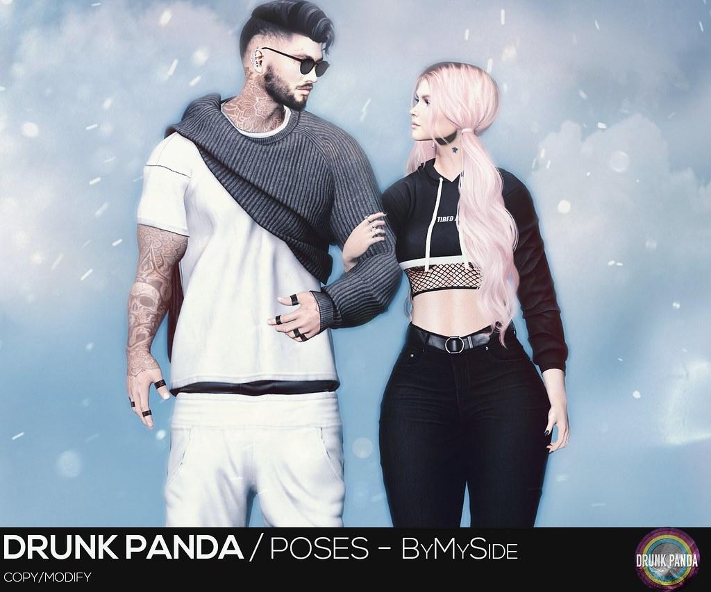 Drunk Panda – ByMySide