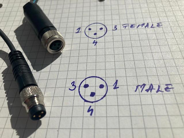 M8 connectors