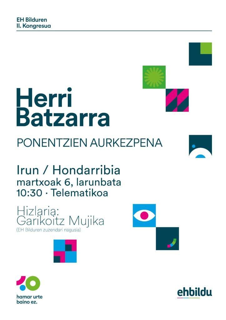 M6 Herri Batzarra