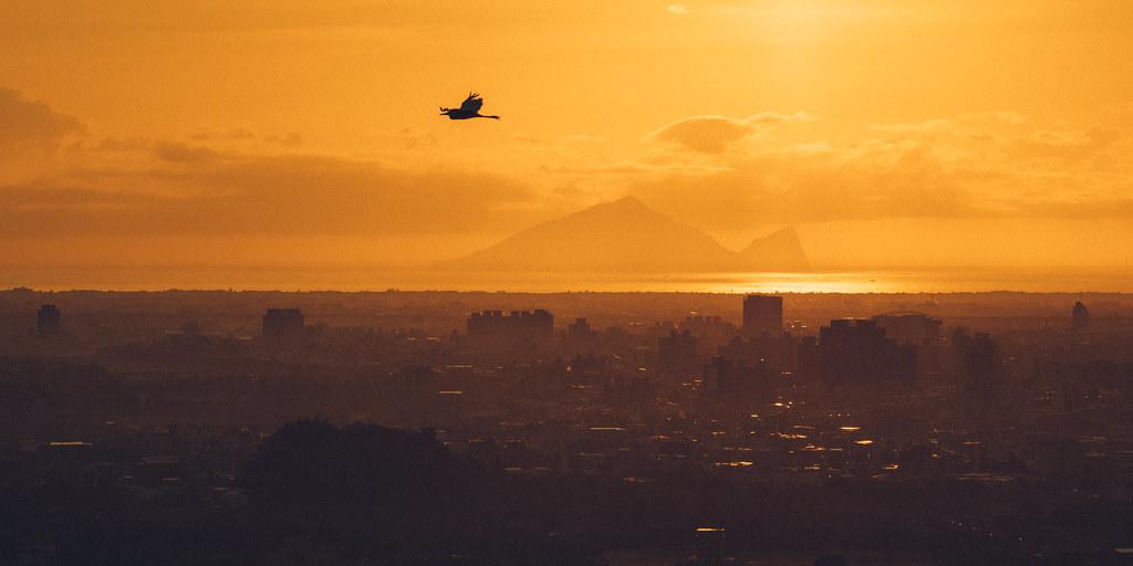 龜山島晨曦|Yilan