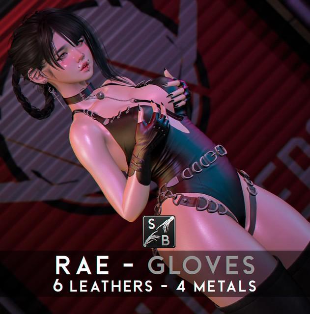 Skellybones - Rae - Bento Gloves @ The Warehouse Sale