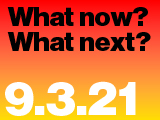 What now? What next?