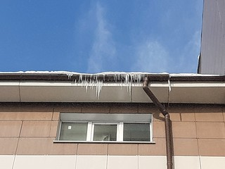 Icicles / сосульки | by justinwyllie