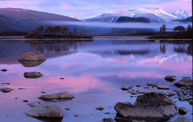 Sarek mountains