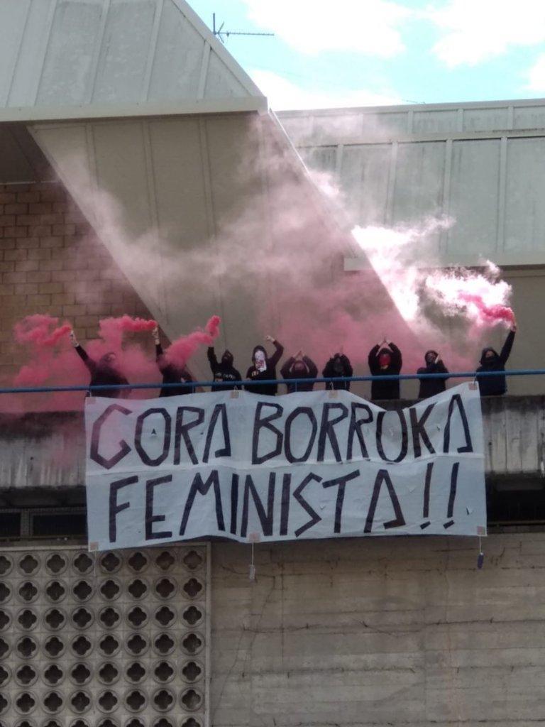 irun feminismoa