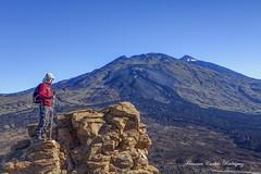 Ruta: Narices del Teide-Chirche. Tenerife (27-2-21)