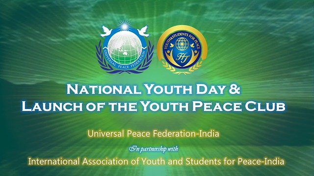 India-2021-01-12-India Launches Youth Peace Club Initiative
