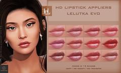 Synergy - Lelutka Lipstick Applier for EVO heads - Ely♥