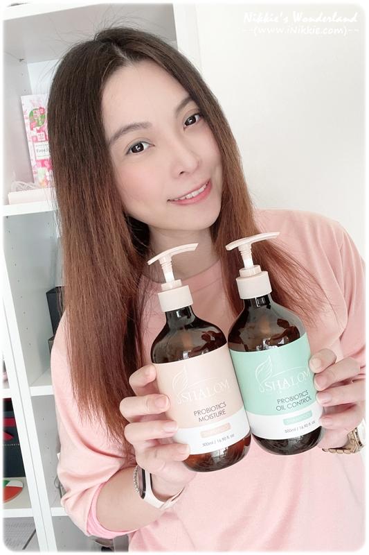 SHALOM 希樂 益生菌洗髮精 保濕/控油