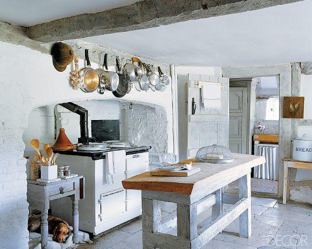 Light Provençal Kitchen