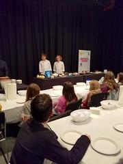 Top Chef Junior Demonstration