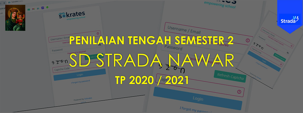 PENILAIAN TENGAH SEMESTER TAHUN PELAJARAN 2020/2021