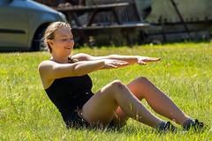 Jak trénovat, když není čas na trénink