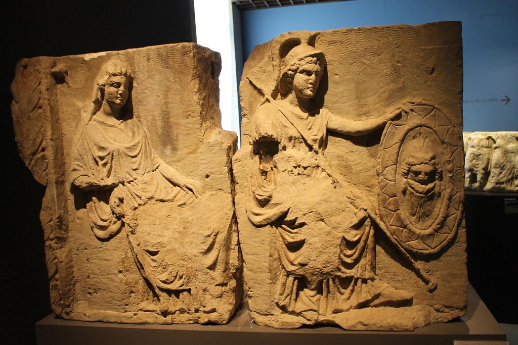 Relief of the Judgement of Paris