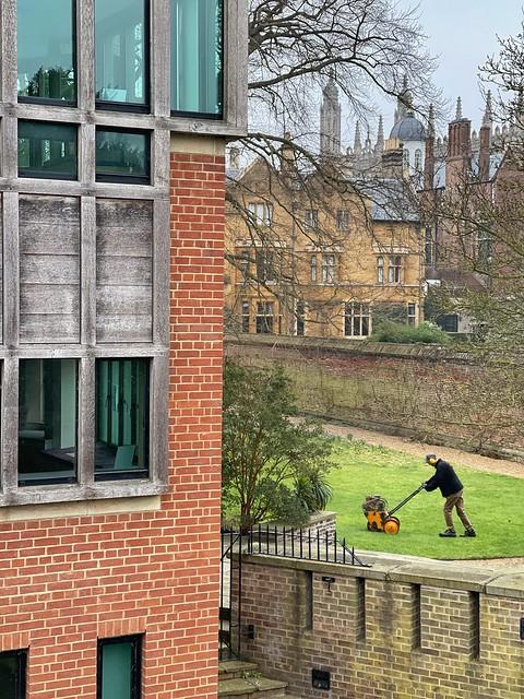Cambridge 3 March