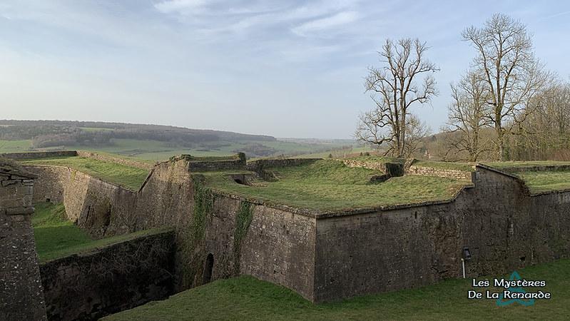 Citadelle de Montmédy - Meuse France