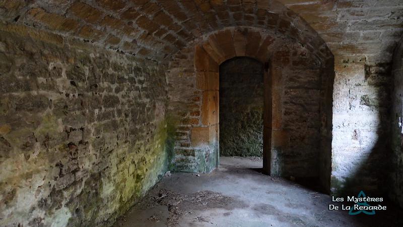 Souterrains de la Citadelle de Montmédy - Meuse France