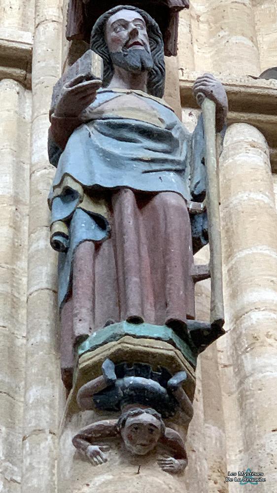 Tombéor de la Basilique d'Avioth