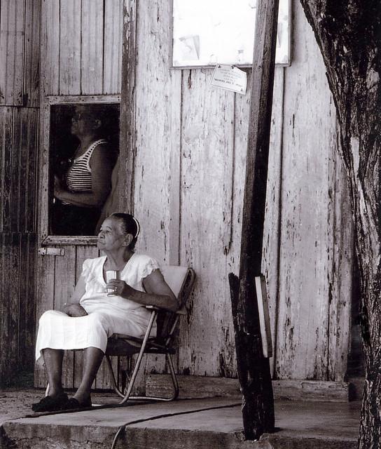 Resting in Cuba