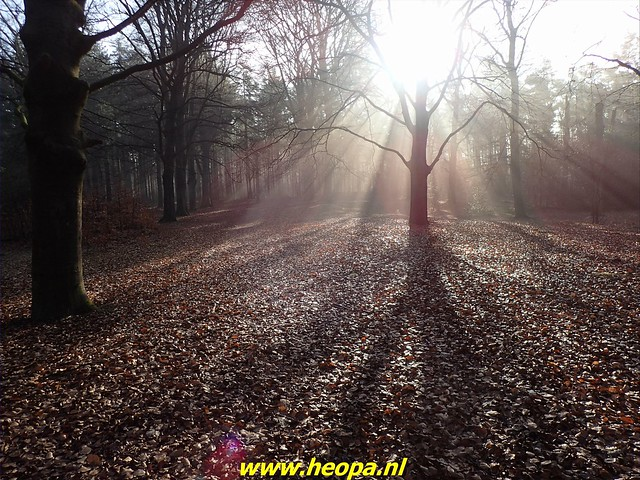 2021-03-02   Voetstappen pad   Hilversum 31 Km   (16)