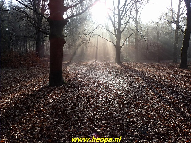 2021-03-02   Voetstappen pad   Hilversum 31 Km   (15)