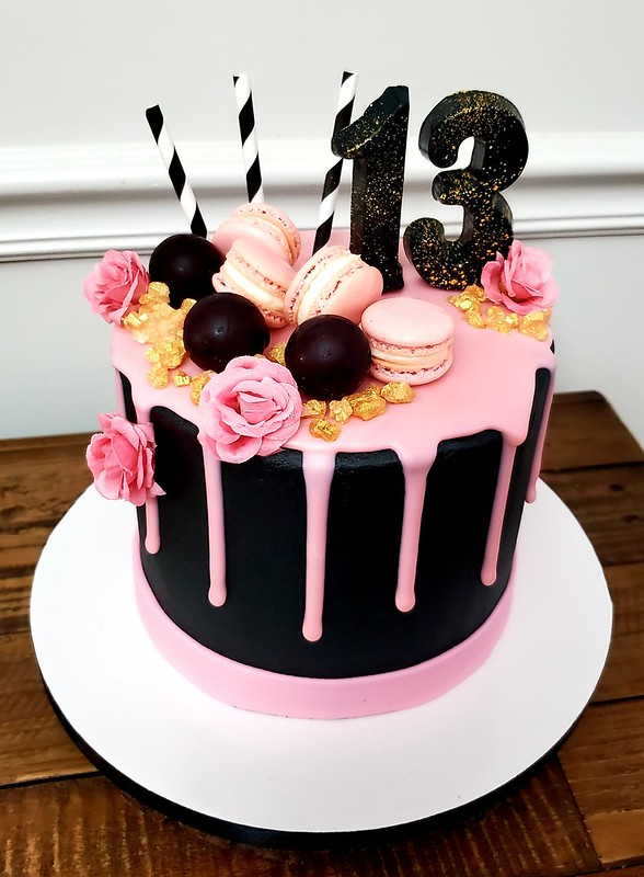 Cake by Ms. Thrillkill's Catering