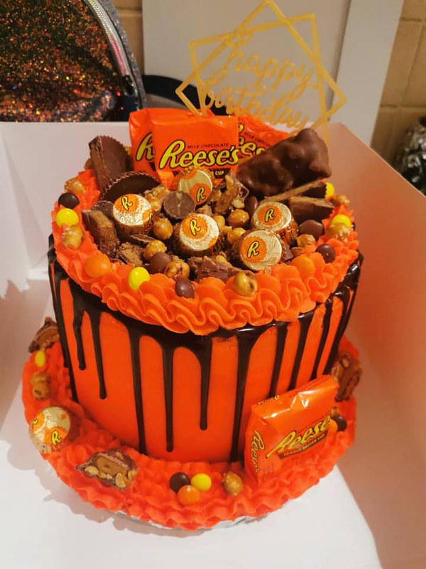 Cake by Ashley's Cakes & More