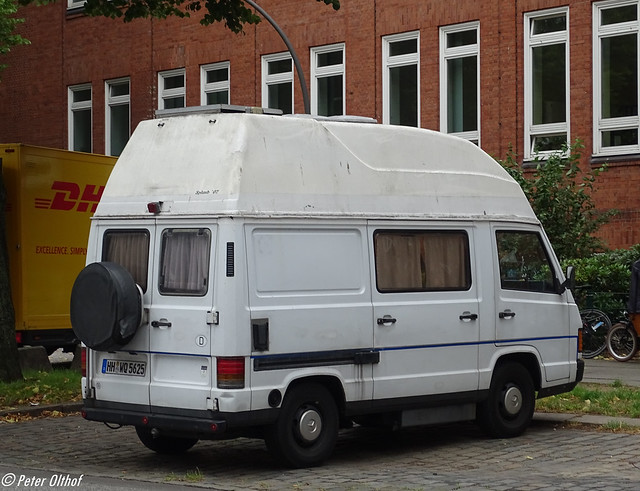 Mercedes-Benz MB100 Camper