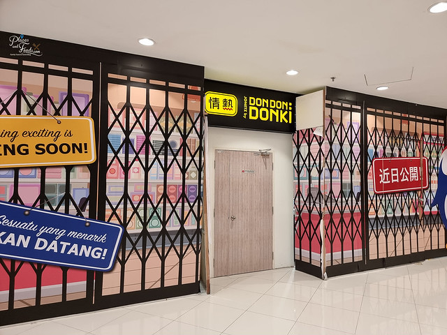 Don Don Donki Opening in Malaysia 2021