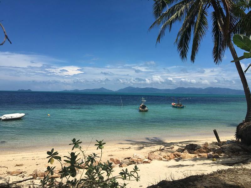 サムイ島から日々雑感やっぱりバンタイビーチ