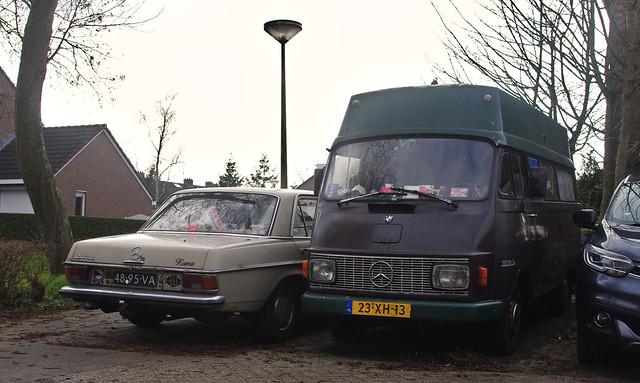 1975 Mercedes-Benz L 306 D