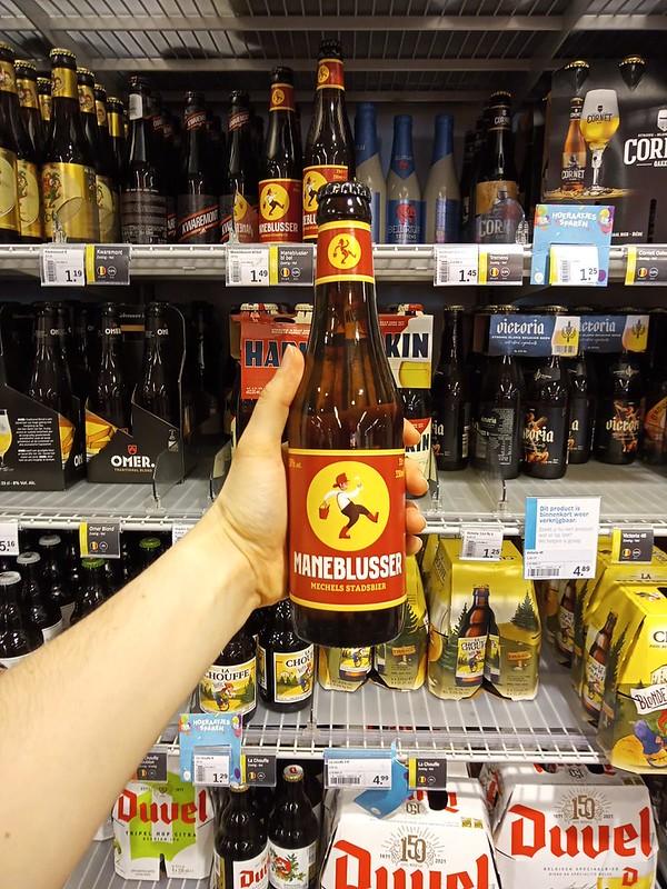 Cerveza Maneblusser