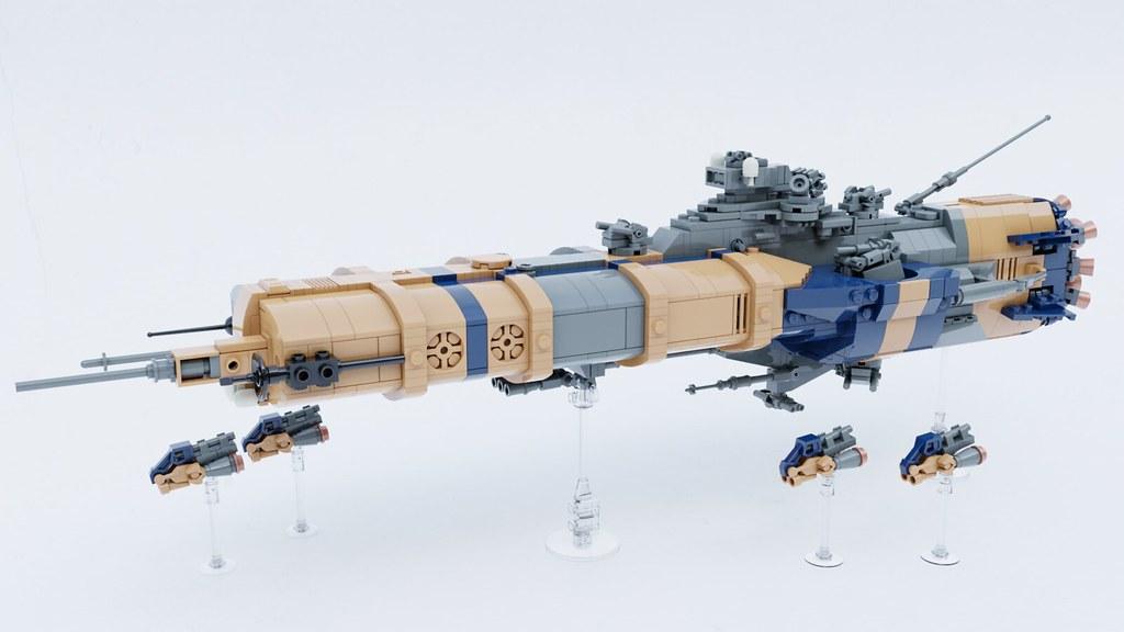M-Type Destroyer